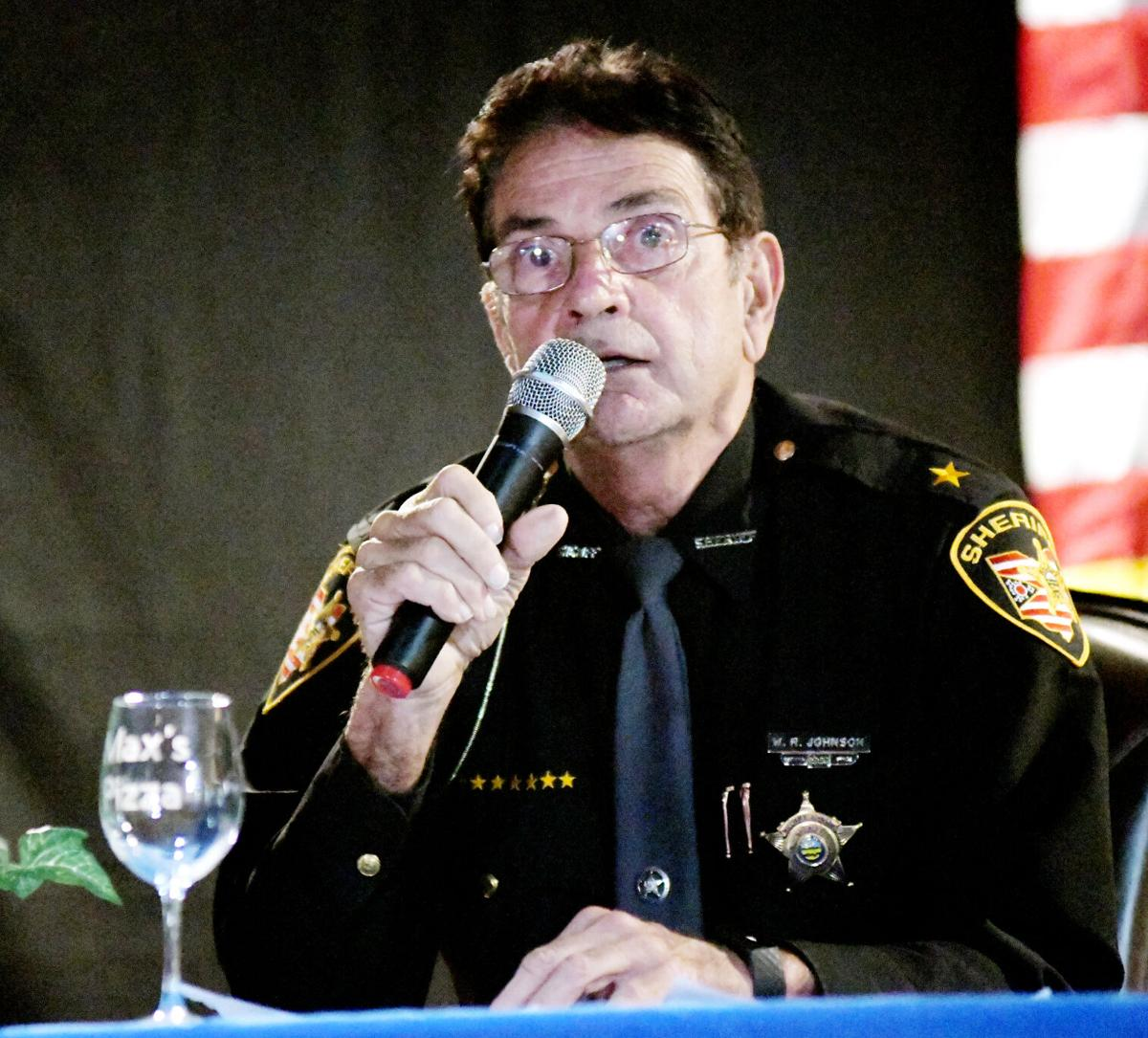 Ashtabula County Sheriff William Johnson