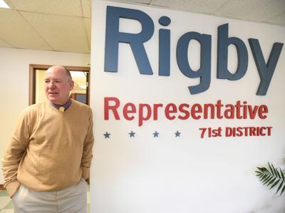 Representative Rigby