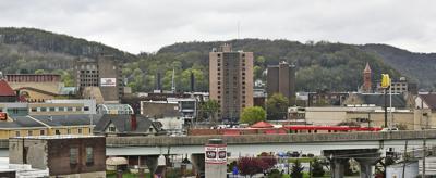 Johnstown skyline