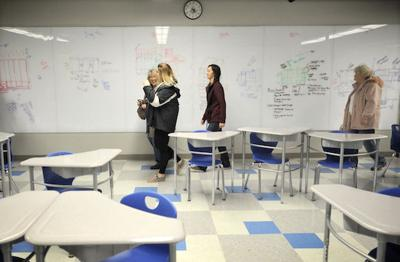 BACK TO SCHOOL | Local districts modernize classrooms