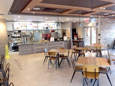 Ebensburg Burger King Reopens After Remodeling News Tribdemcom