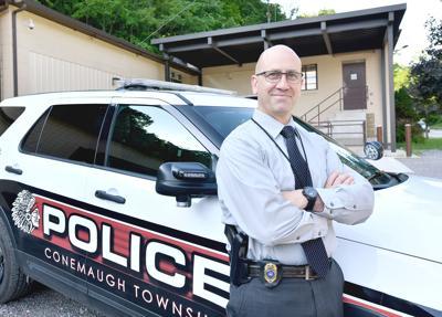 Vincent Zangaglia Conemaugh Township police chief