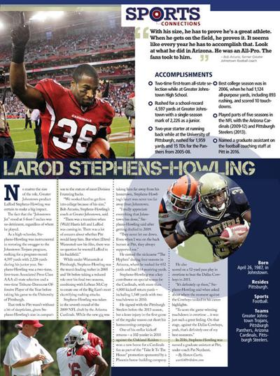 Sports Connections LaRod Stephens-Howling
