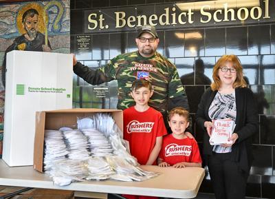 Divine Mercy Catholic Academy donation