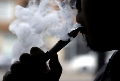 Teens E-Cigarettes