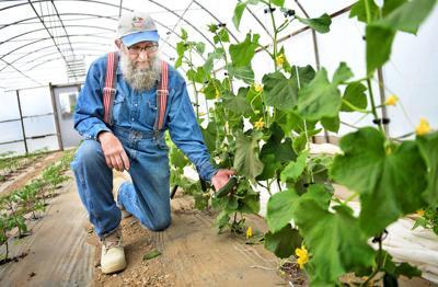 Mark Weaver, Grandma's Produce co-owner