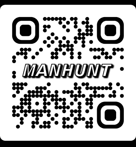 Treasure hunt QR Code