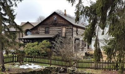 CACCC Log Cabin