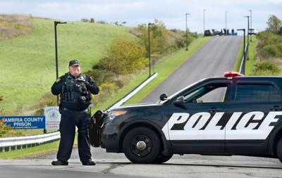 """Cambria County Prison   """"Police Situation"""""""