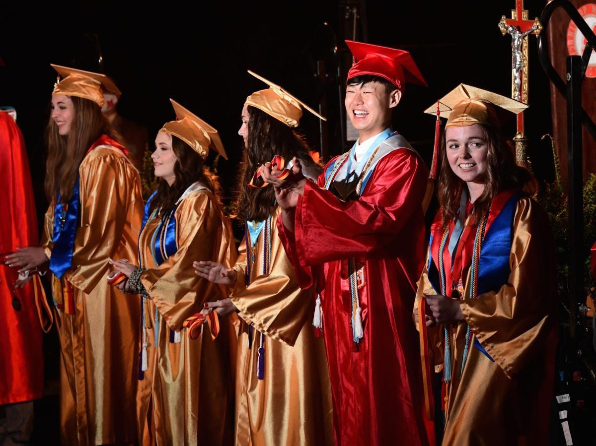 Bishop McCort graduation