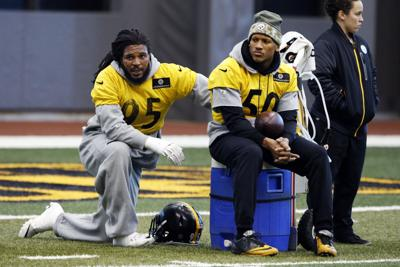 4f830526f1e Steelers trio starting to make the grade at 'Linebacker U' | Sports ...