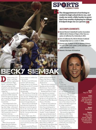 Becky Siemback