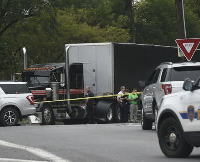 Johnstown man dies in motorcycle collision with tractor-trailer