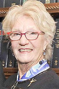 Elizabeth Jeanne Gleason