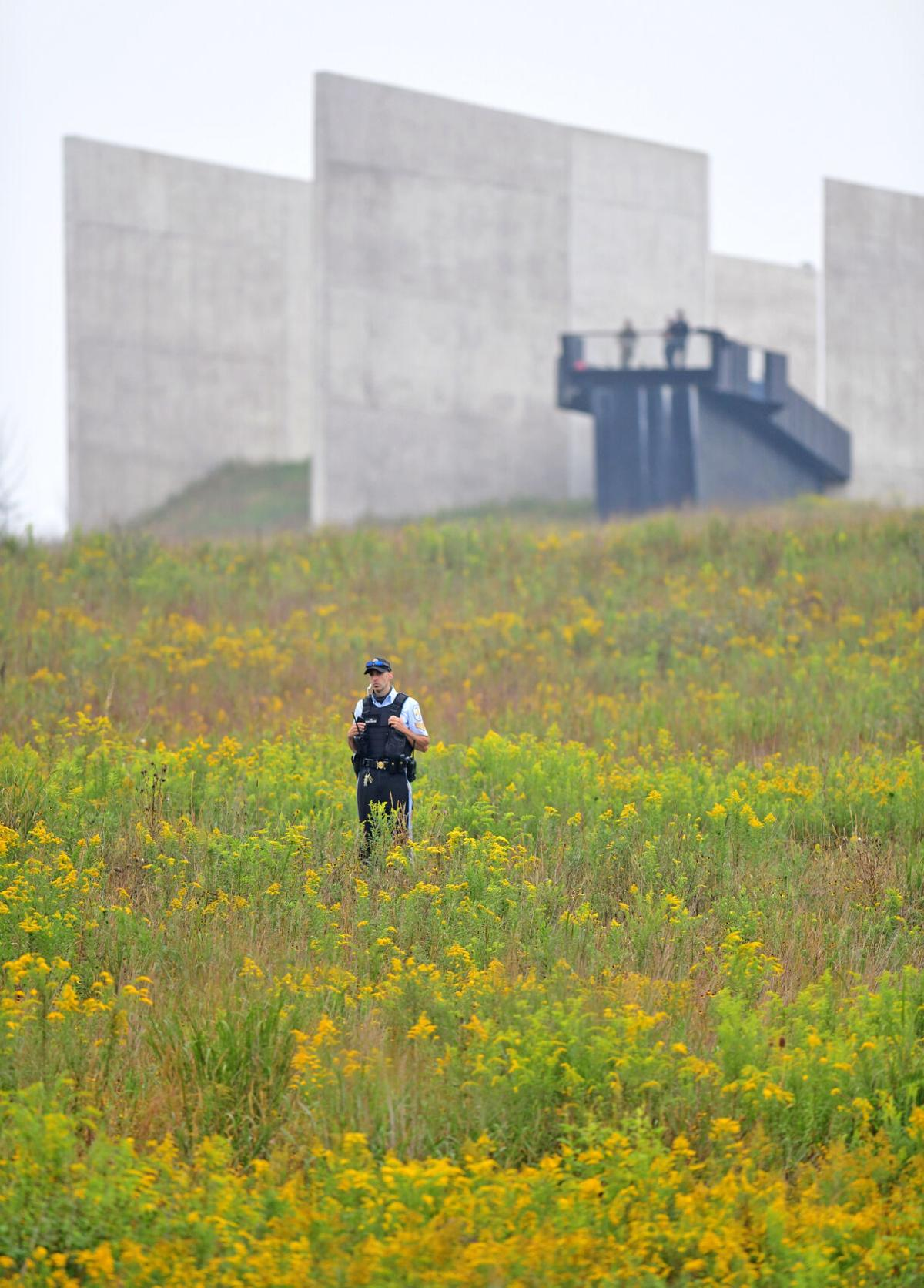 Flight 93 National Memorial | Police
