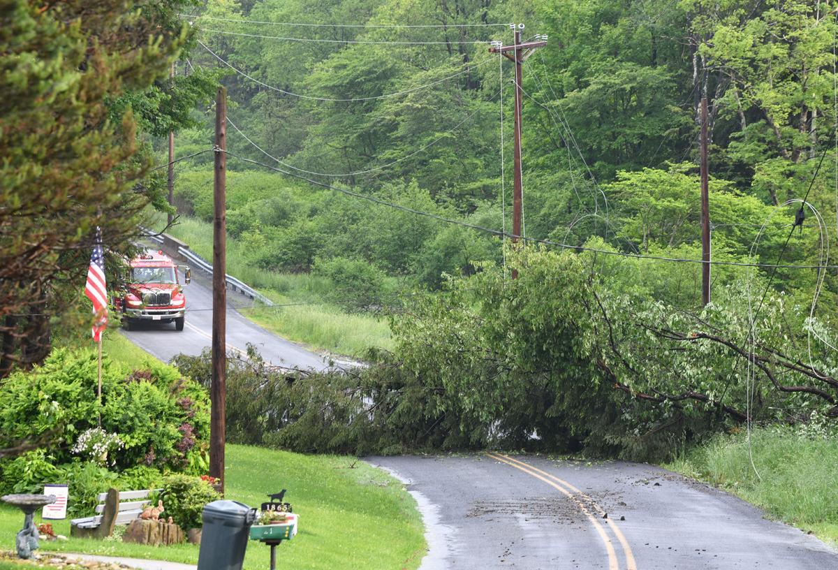 Barr Township storm