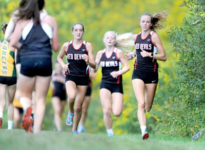 Central Cambria boys, girls sweep cross country meets to stay perfect