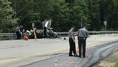 Route 219 Crash