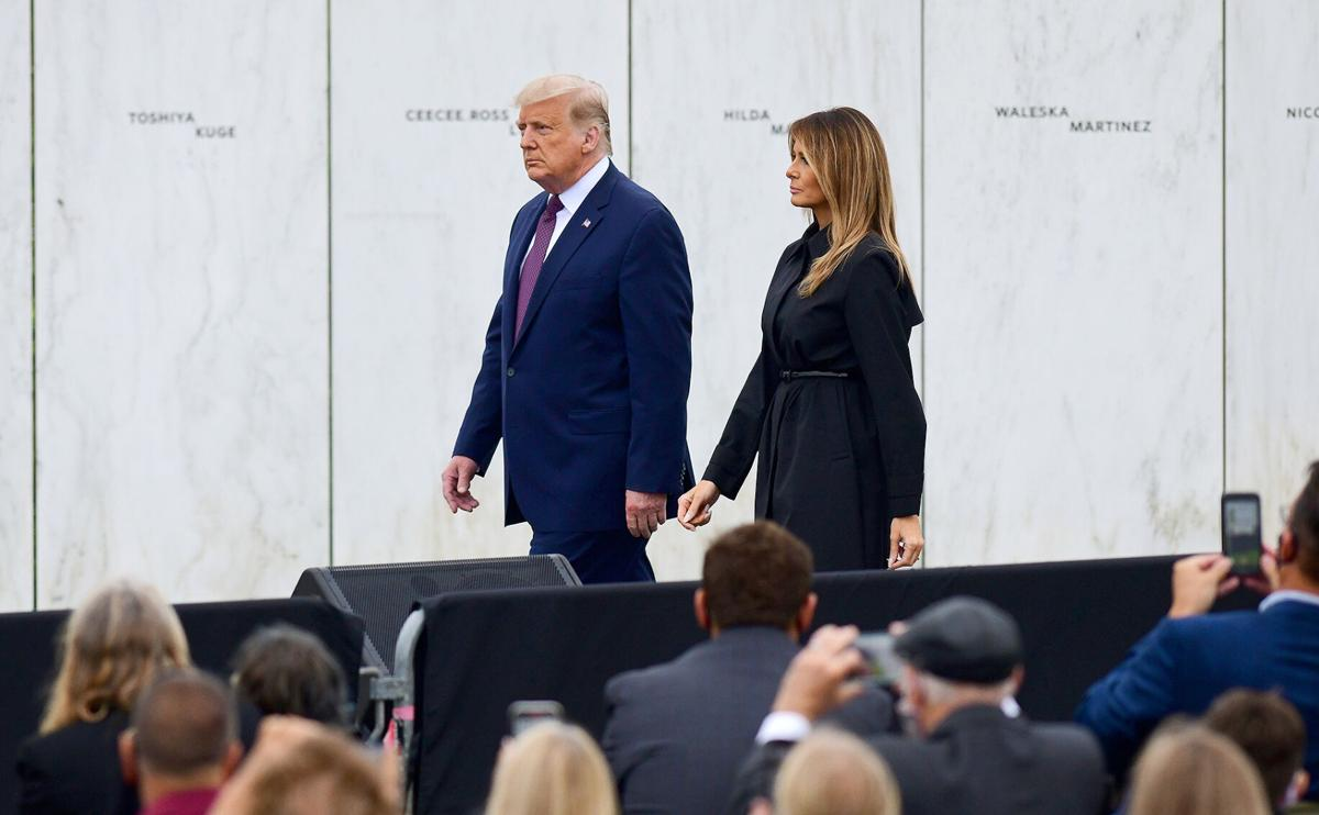 Flight 93 National Memorial | President and First Lady