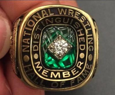 Carlton Haselrig ring