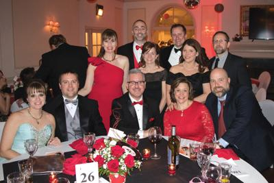 Cambria Somerset Heart Ball