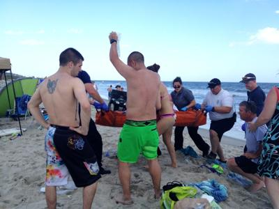 Busy Month For Shark Attacks Boy Bitten On Nc Outer Banks In Latest Incident News Tribdem Com