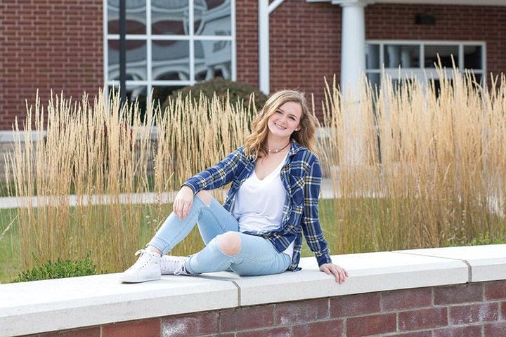 Johnstown Magazine Seniors 2020 | Abbie Fisher - Richland