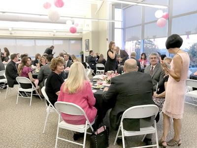 2017 Pink Tie Affair fundraiser