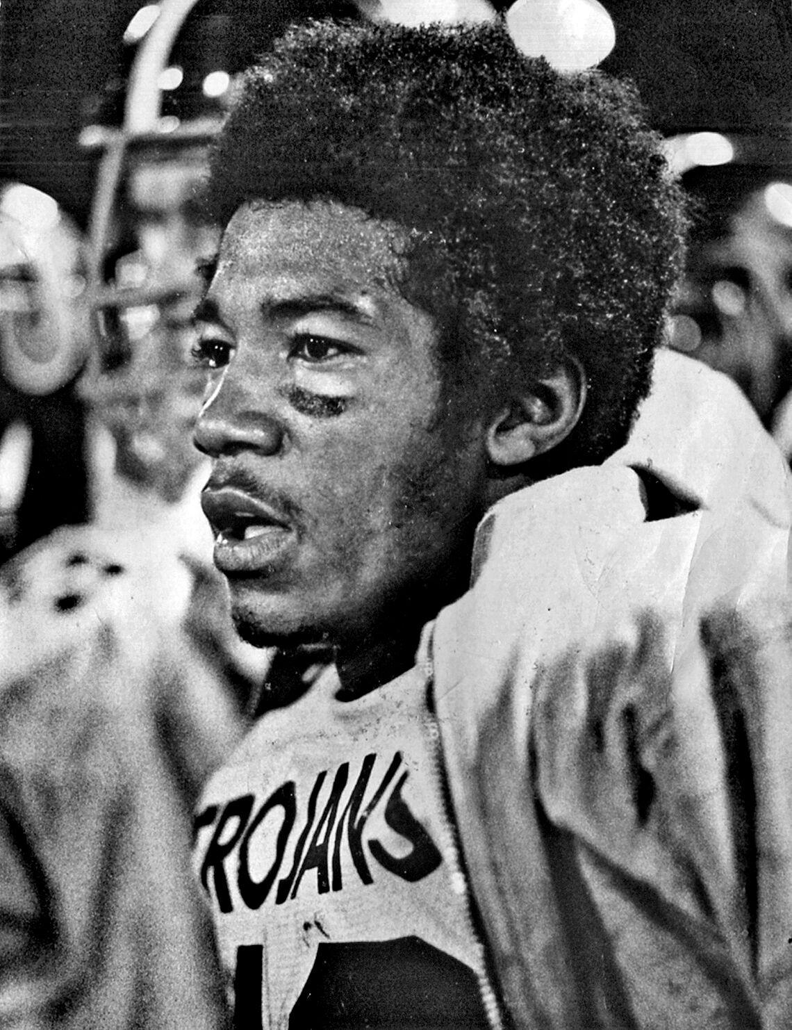 Artrell Hawkins Sr.   Greater Johnstown Football 10-25-74