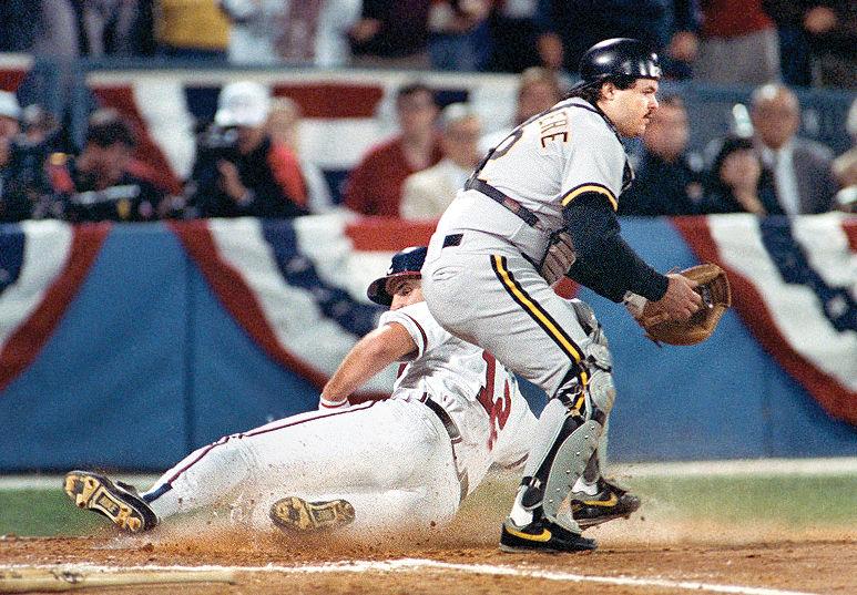 Playoffs NL Braves vs. Pirates '92