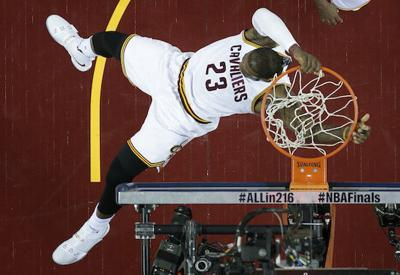 NBA Finals Warriors Cavaliers