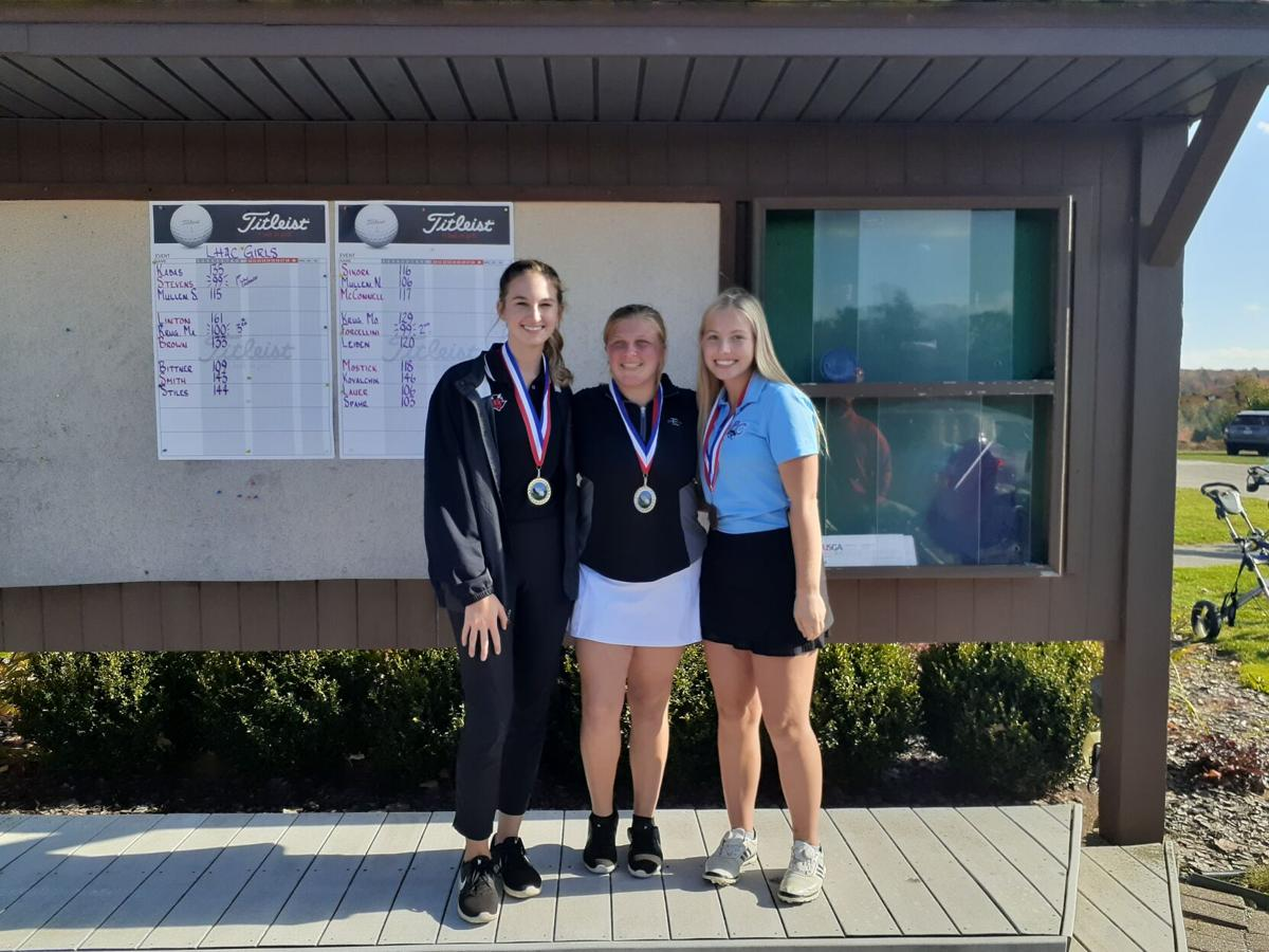 2020 LHAC girls golf championship