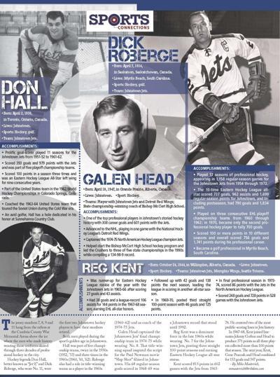 Johnstown Jets legends