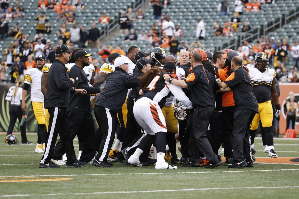 Sam Ross Jr  | Bengals still Bungles against Steelers