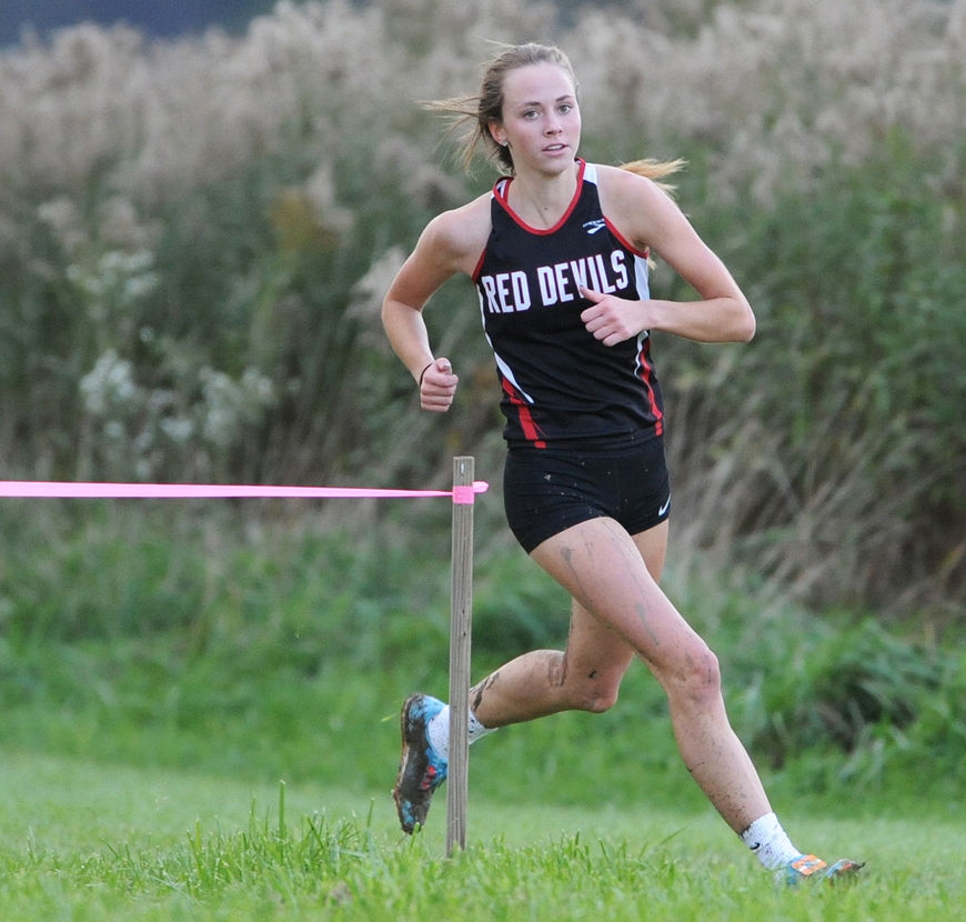 Laurel Highlands Athletic Conference cross country championship –Oct. 17, 2018