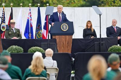 President Trump | Flight 93 | Shanksville