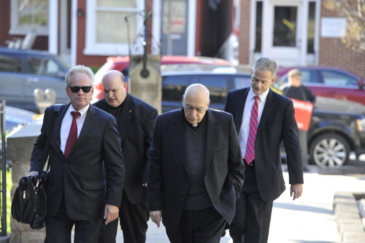 Rev. Giles Schinelli and Rev. Anthony Criscitelli