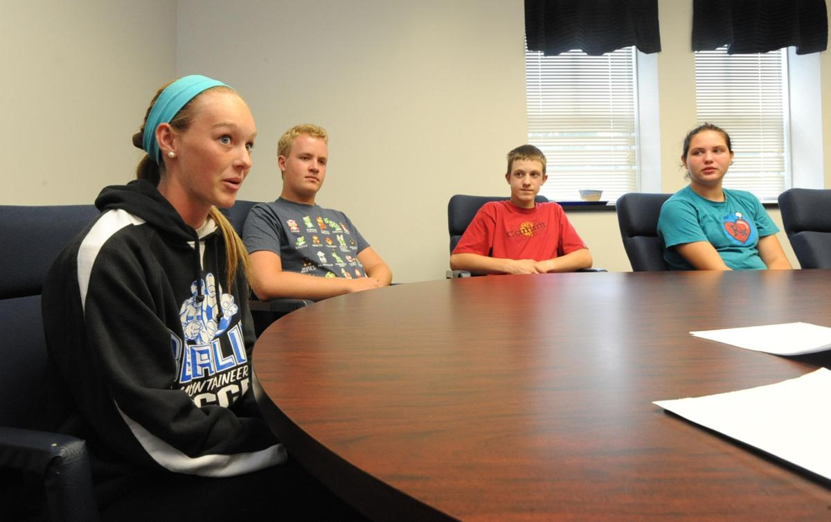 Shanksville students talk 9/11