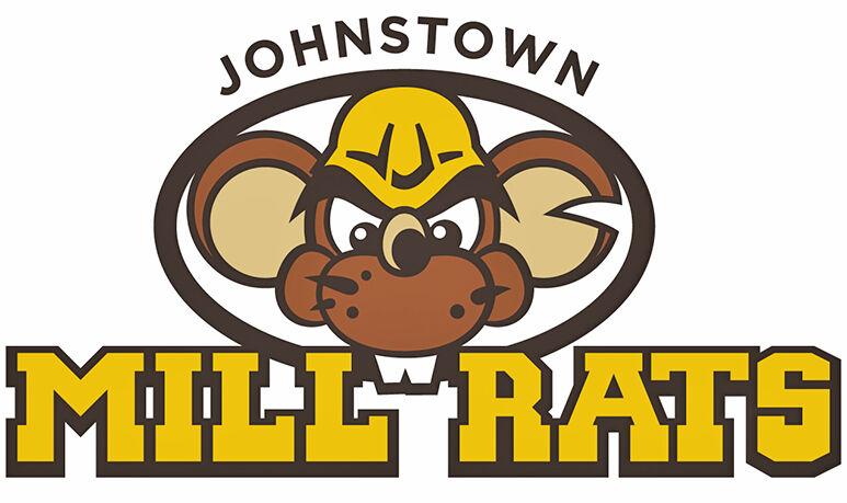Johnstown Mill Rats logo