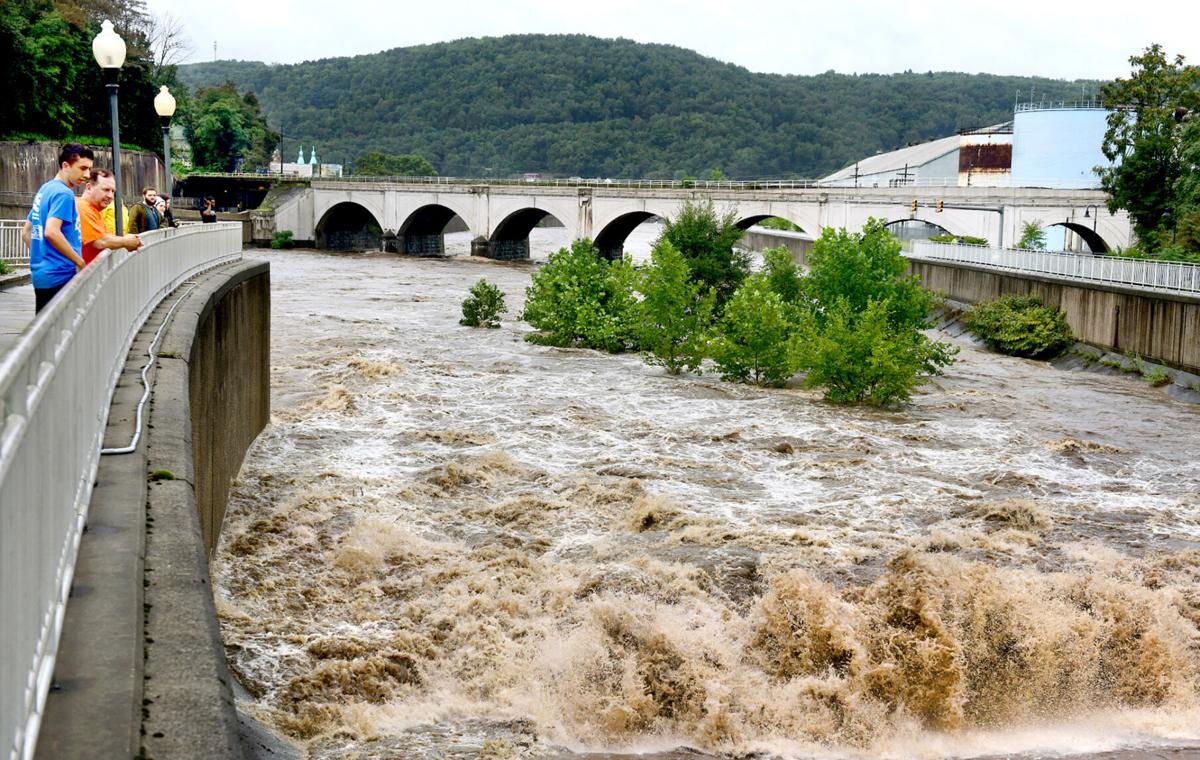 Little Conemaugh River | Rising Water Level