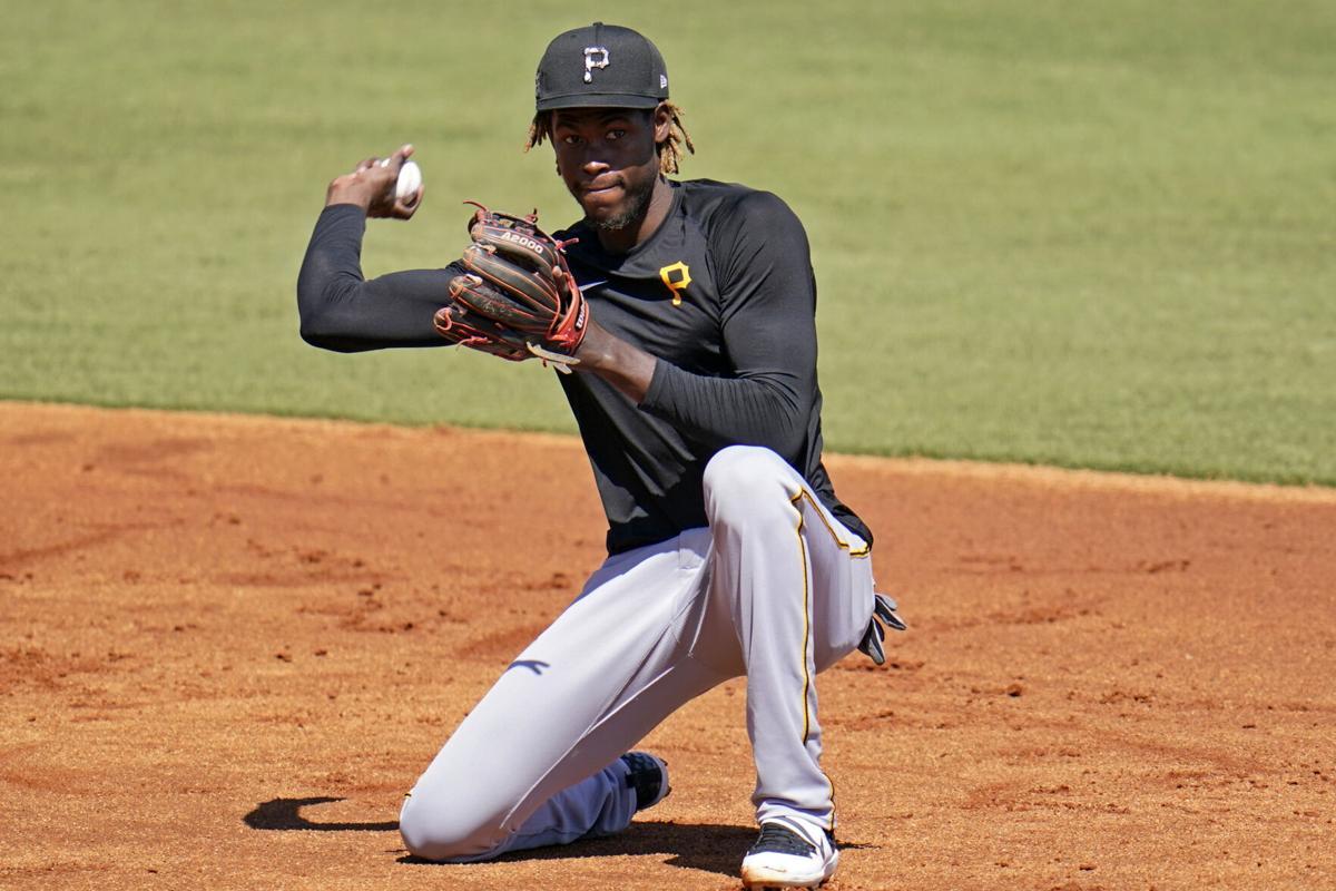 Pirates Yankees Spring Baseball