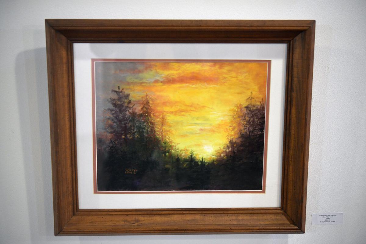 """""""Sunrise over Sauk River, WA"""""""
