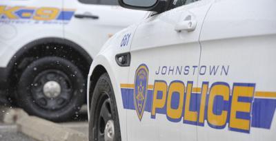 Johnstown Police Department cruiser