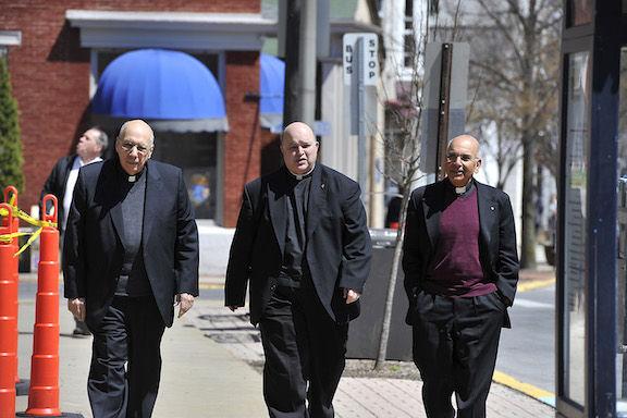 Franciscan leaders