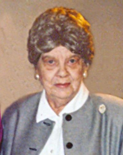 Ethel Adams Obituary Photo