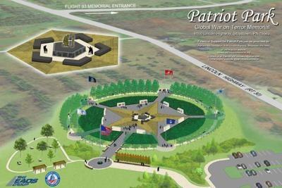 Patriot Park site plan