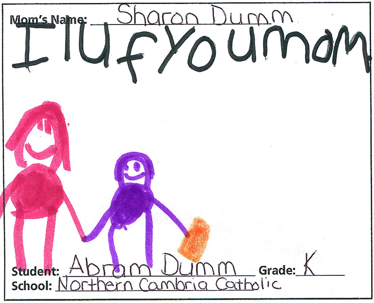 NORTHERN CAMBRIA CATHOLIC | KINDERGARTEN | Abram Dumm.jpg