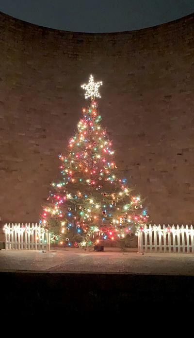 Roxbury Christmas Treee
