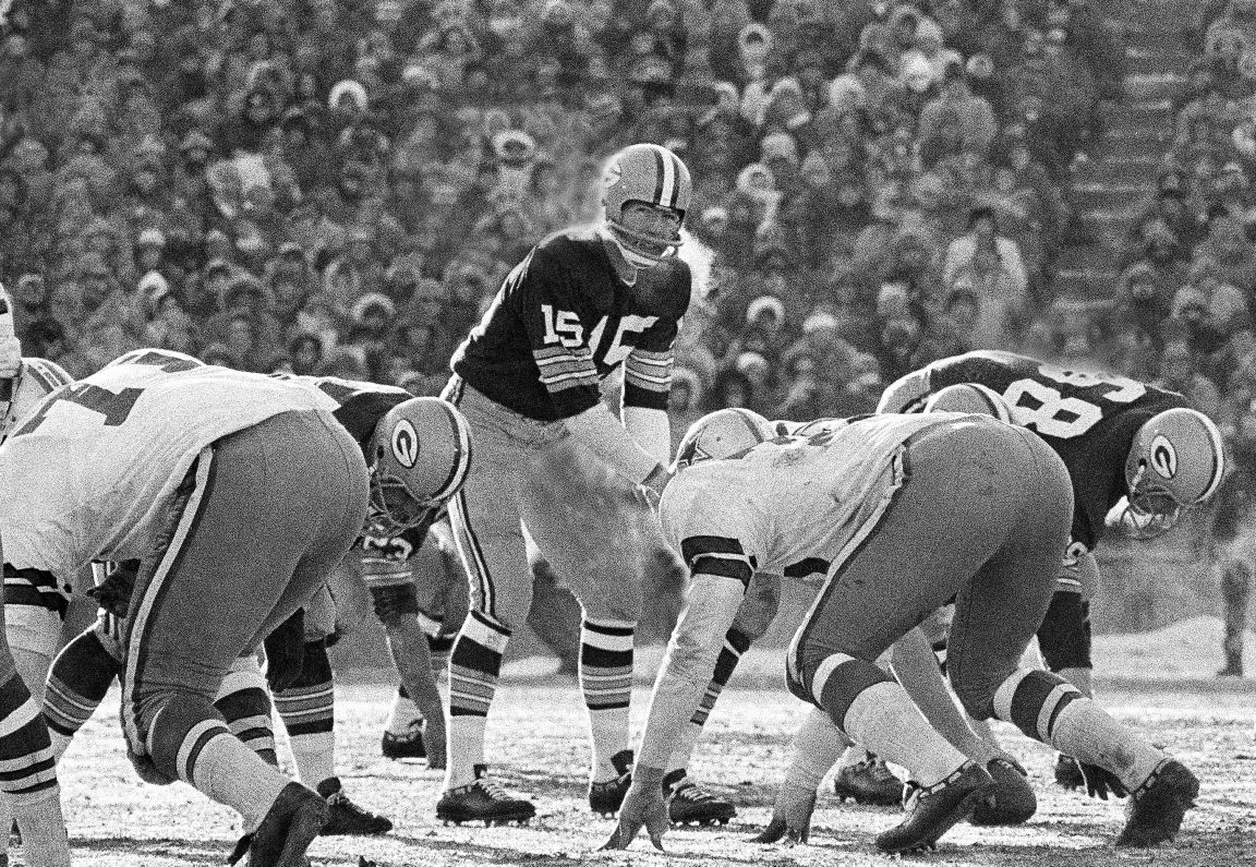 At Laurel Tavern Watching Former Packer >> Football And Frostbite Remembering The Ice Bowl Sports Tribdem Com