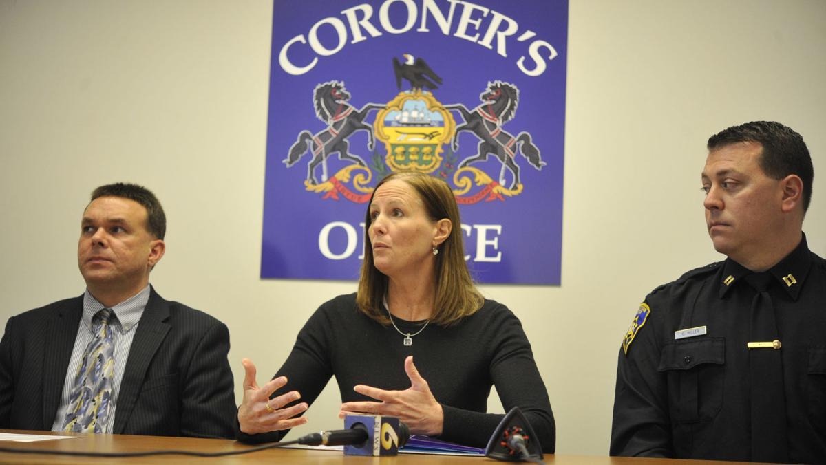 Coroner identifies victim in fatal shooting